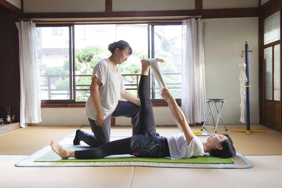 腰痛解決講座&背骨コンディショニング